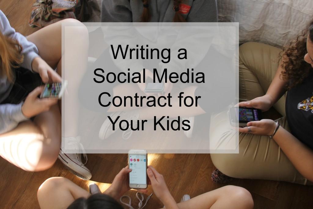 Social media contract pic