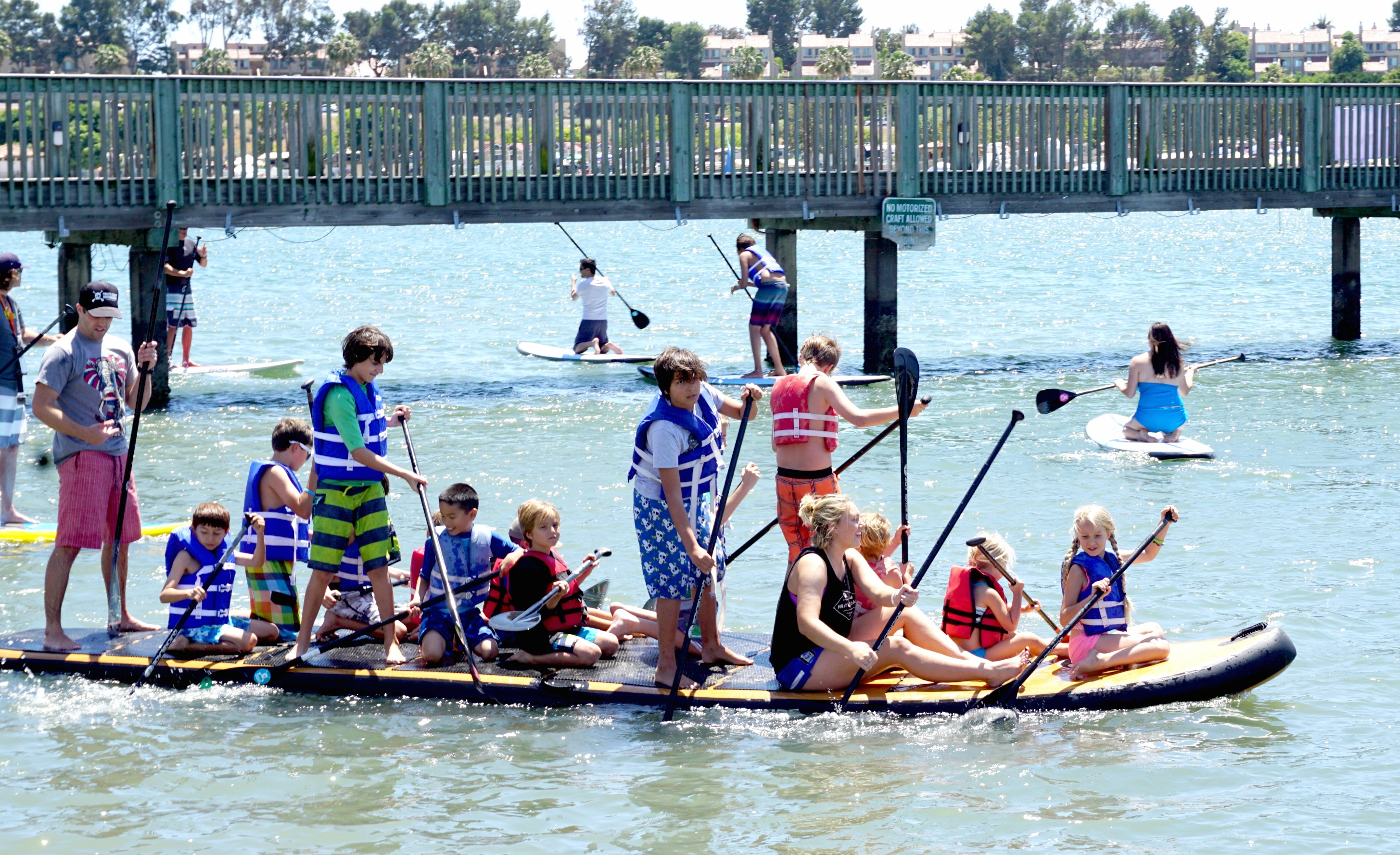 Pirate Coast Paddle Kids 9